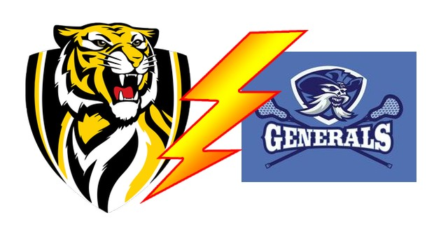 Lahore Tigers  vs The Generals