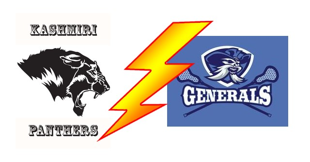 Kashmir Panthers  vs The Generals