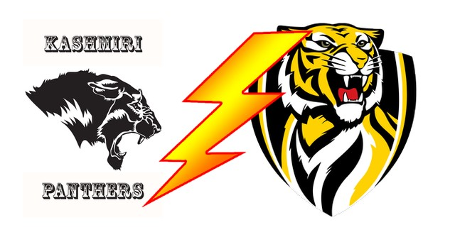 Kashmir Panthers  vs Lahore Tigers