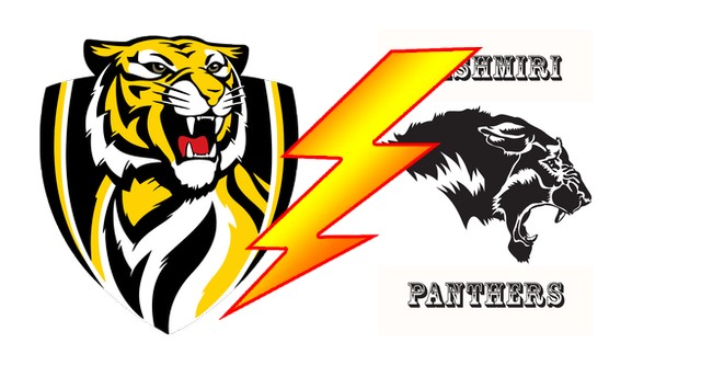 Lahore Tigers  vs Kashmir Panthers