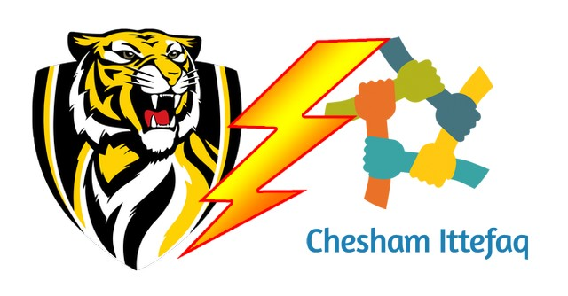 Lahore Tigers 2  vs Chesham Ittefaq